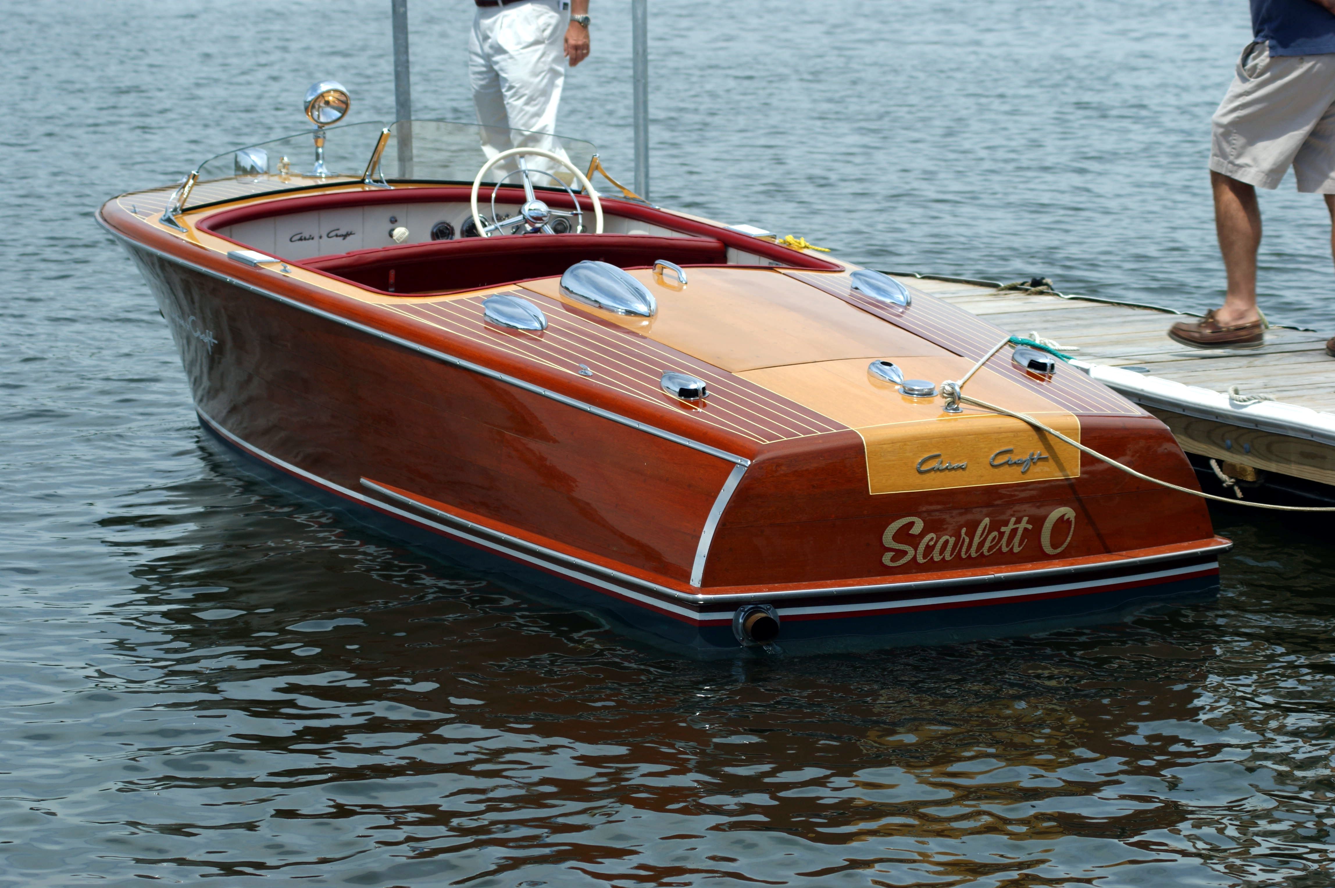 Any Wooden Boat Lovers Here Watch Freeks